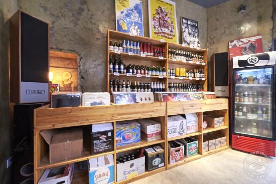 New Drinks Uptown Records N Beer Smartshanghai