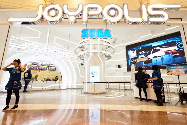 Offbeat Joypolis Is A Funtopia Of Entertainmentmania