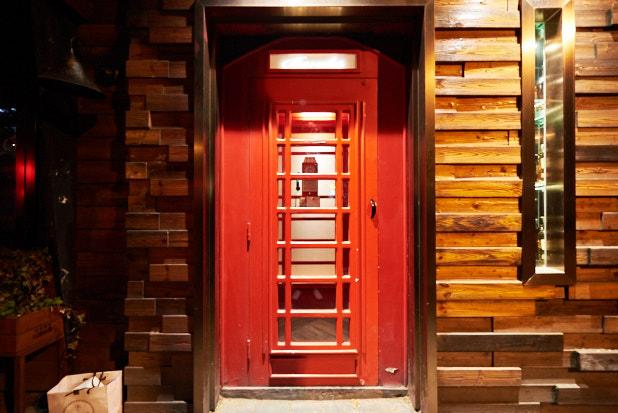 Overnight Drunk Nine Quot Hidden Bars Quot In Shanghai