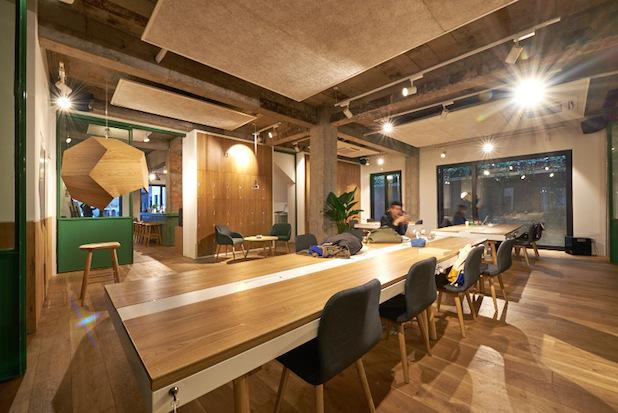 The List]: Coworking Spaces   SmartShanghai