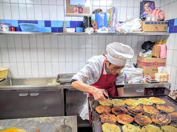 Back of the Queue: Ada's BBC-Famous Scallion Pancakes ...