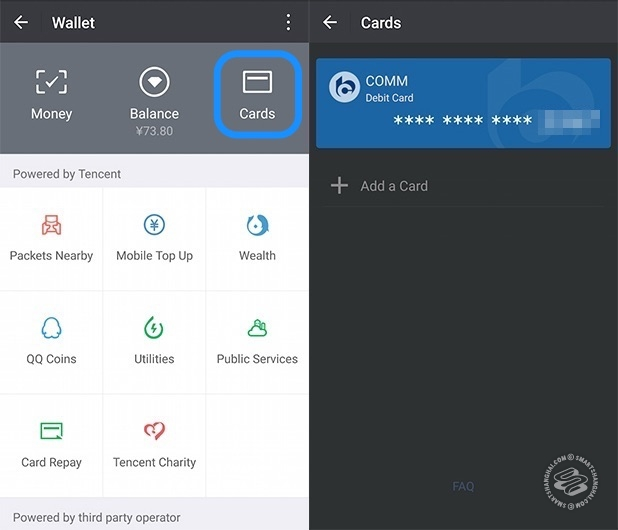 How to]: Use WeChat Pay (Wallet) and Link a Bank Card | SmartShanghai