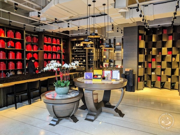 Wang De Chuan Entered Shanghai Market In 2011, Mainly Opening In Places  Where People Dress Well. They Specialize In Premium Quality Oolong From  Taiwan And ...