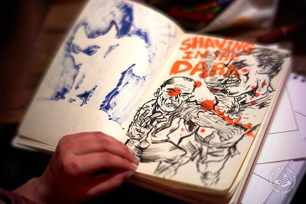 shavinginthedarksketchbook