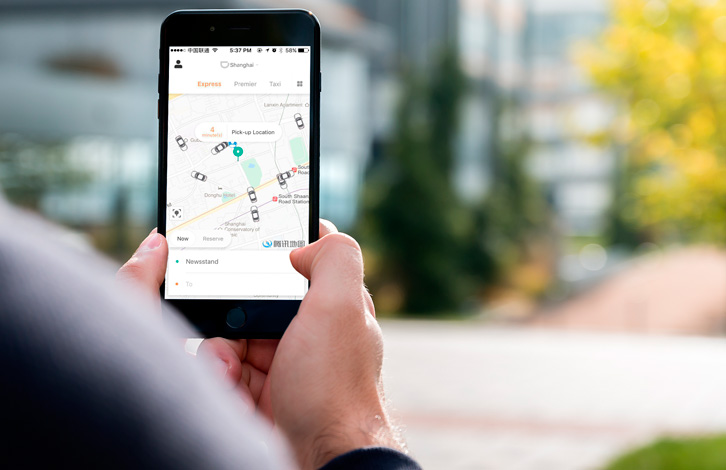 How to]: Use DiDi Now That It's In English | SmartShanghai