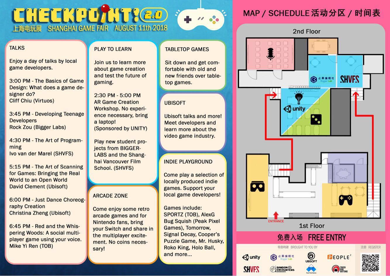 checkpoint!schedule