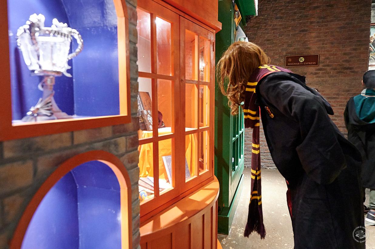 Harry Potter Wonder Palazzo Shanghai