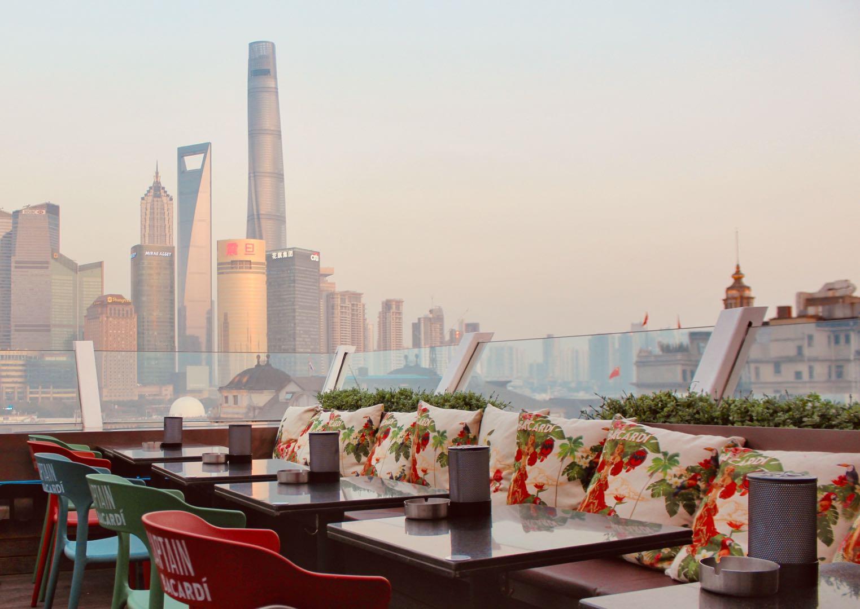 Captain's Bar Shanghai
