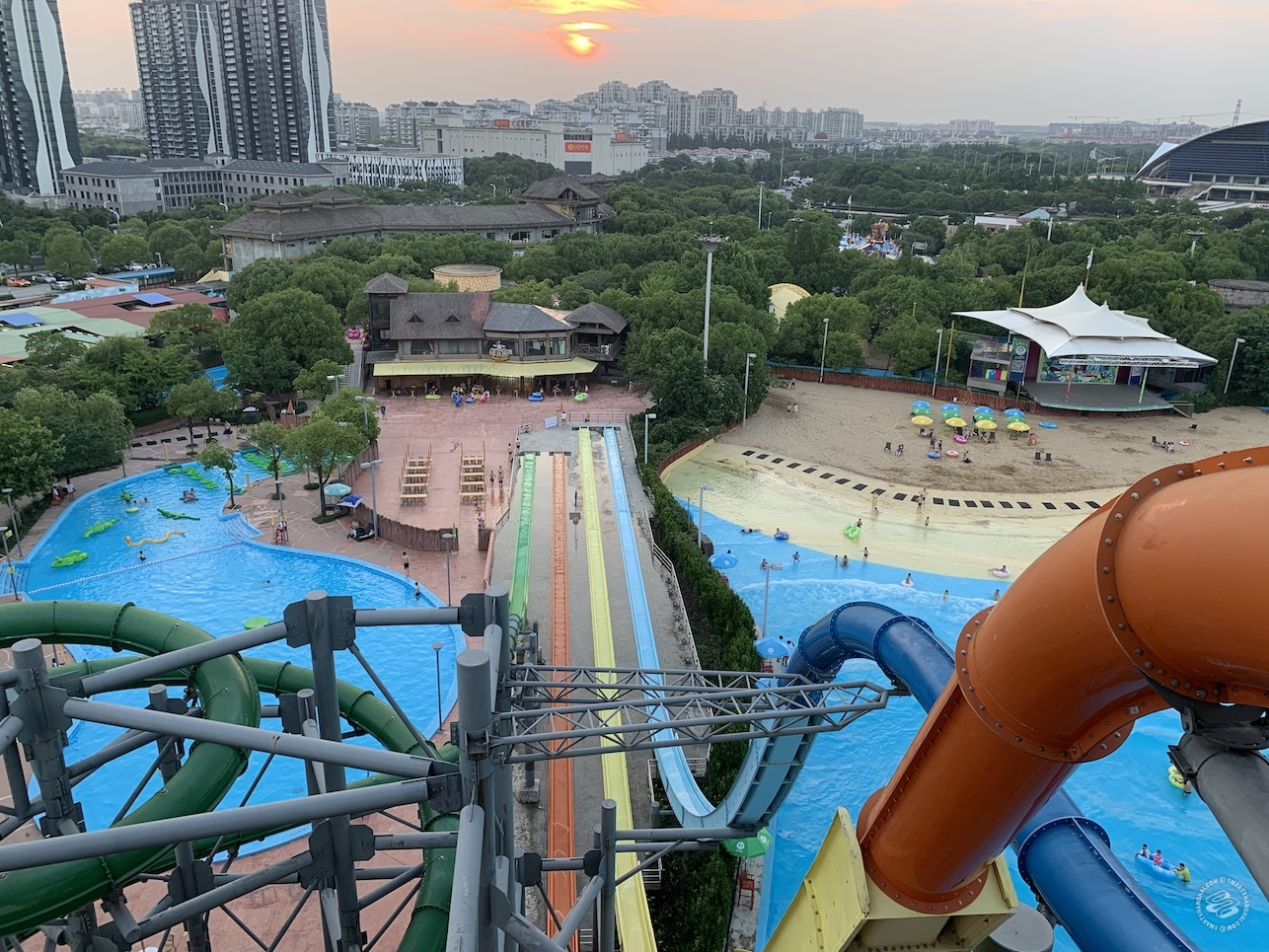 Revisited]: Dino Beach, The Closest Water Park to Downtown