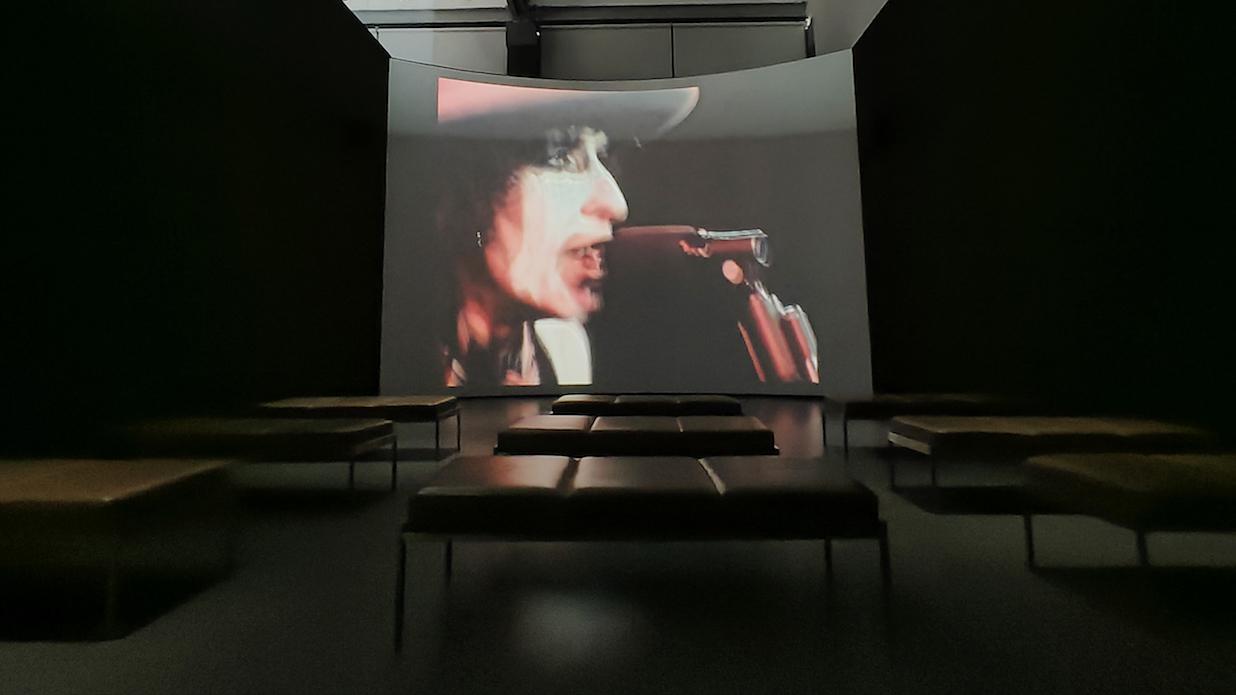 Bob Dylan Shanghai