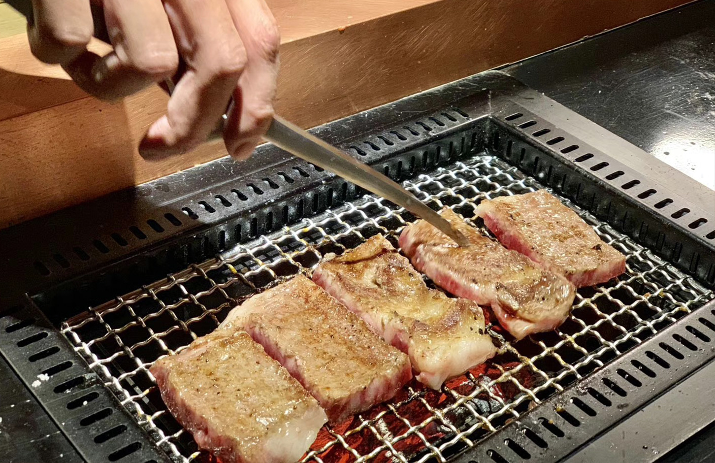 New Restaurant Alert Nakama Does Dry Aged Beef Japanese Bbq Style Smartshanghai