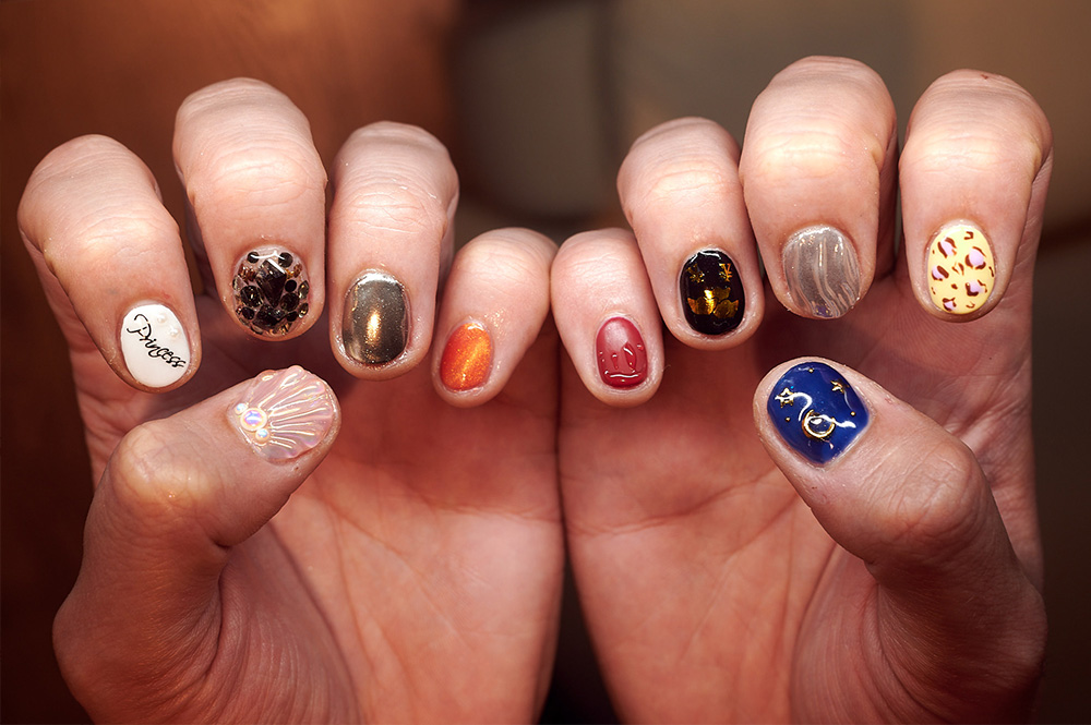 10 Super Famous Nail Styles (And Where To Get Them) | SmartShanghai