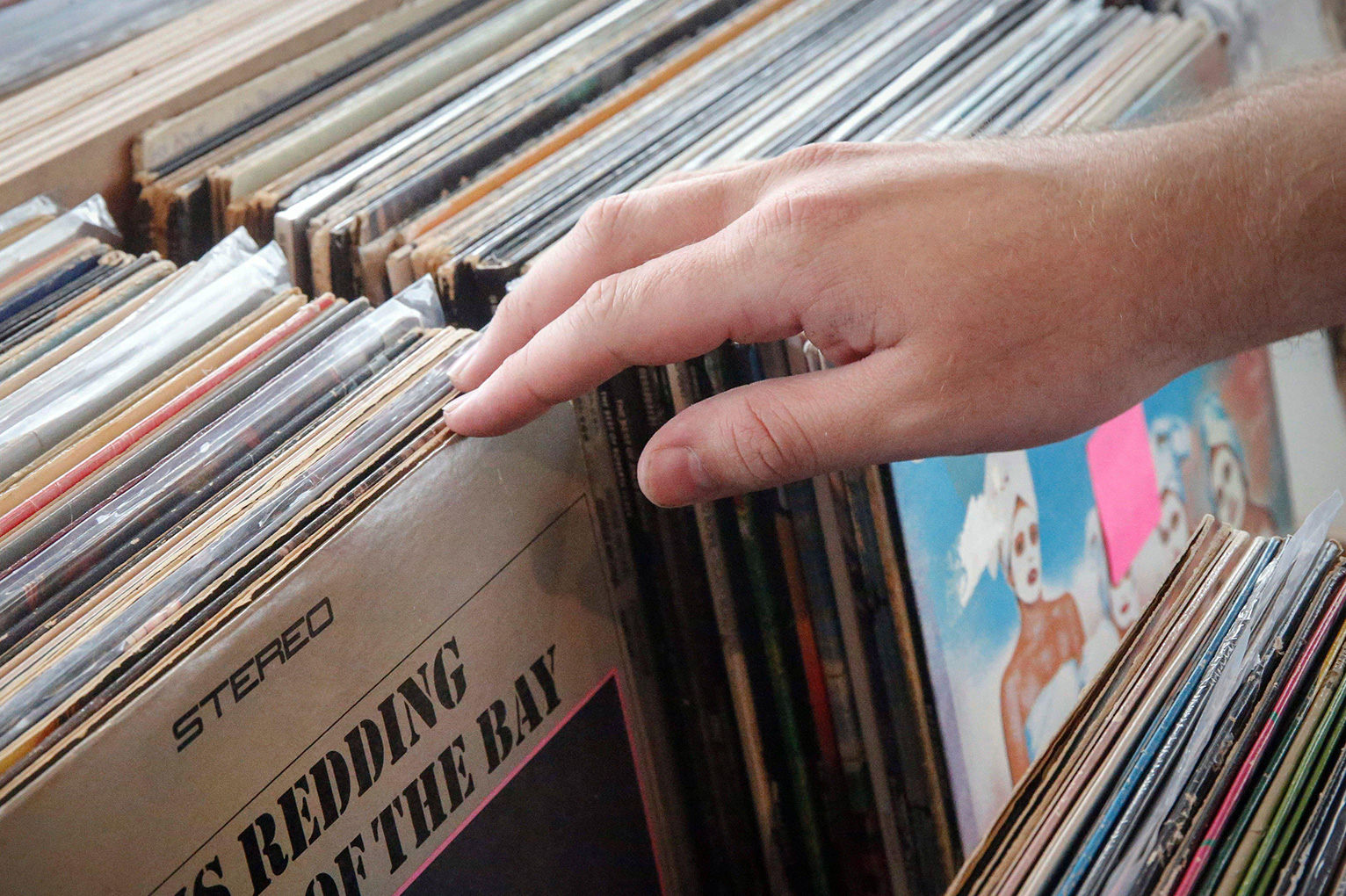 The Collection]: Record Shops In Shanghai | SmartShanghai