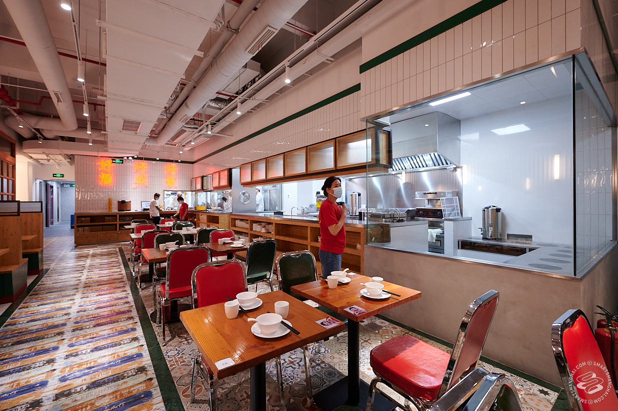 Lucky You Cafe Is A Hong Kong Canteen With A Hint Of Chinatown Smartshanghai