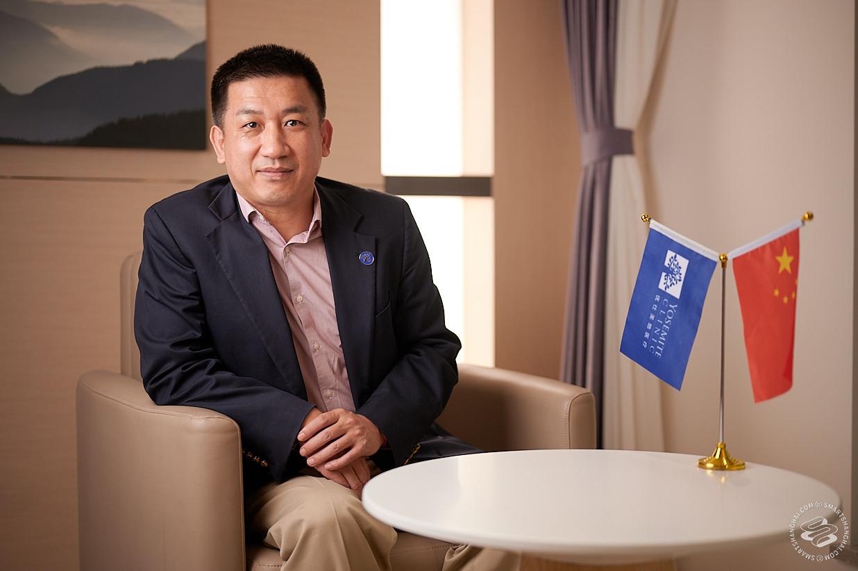 Dr Song chair Shanghai