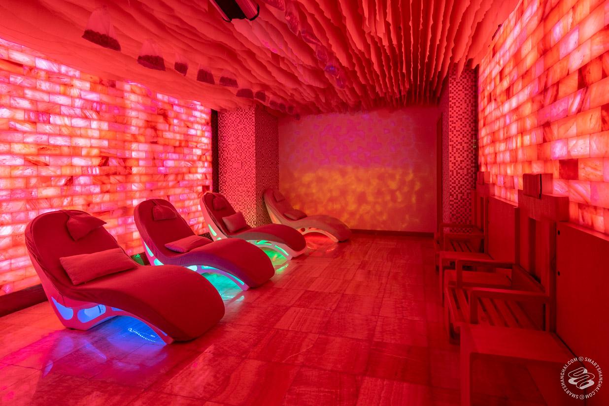 sauna Shanghai