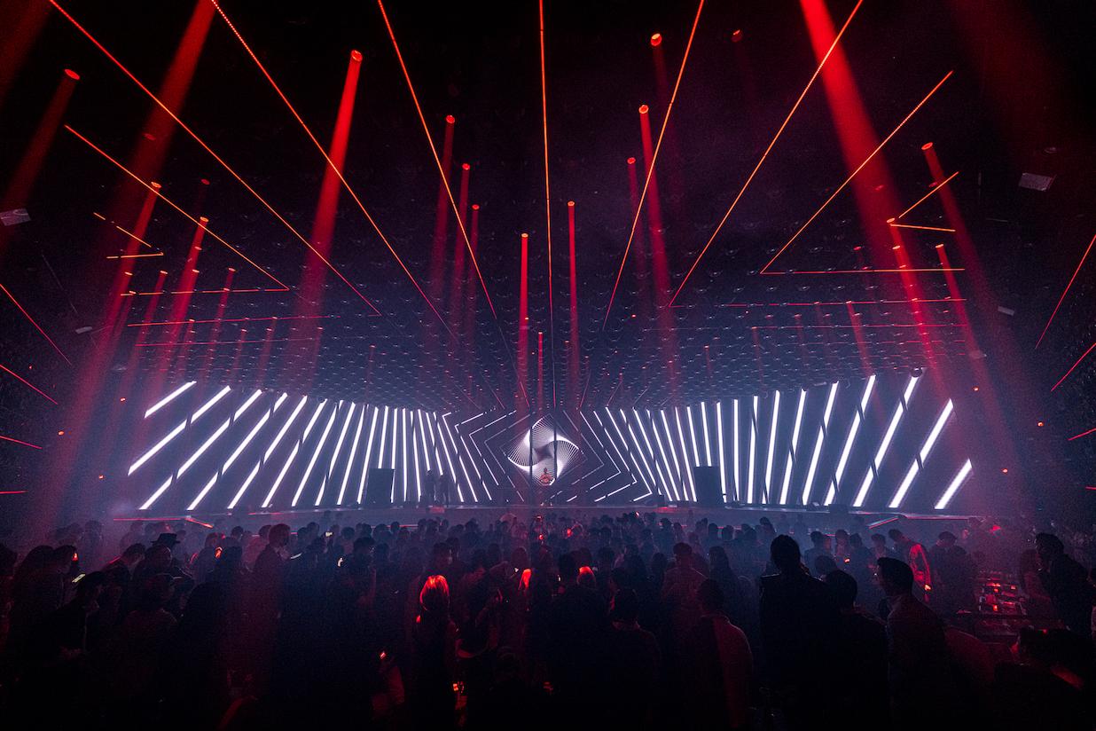 Мастер клуб ночной party в клубе москвы