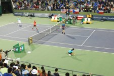 A Day At The 2015 Shanghai Rolex Masters