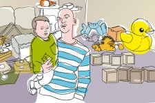 [Deadbeat Dad]: Places I Take My Toddler