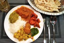 The 80rmb All-You-Can-Eat-And-Drink Deal At Rangoli Indian Restaurant