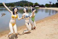 [Outbound]: A Strange Day at the Empty Sculpture Park in Songjiang
