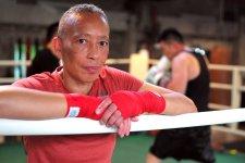 [Shanghai Famous]: Boxing World Champion Michele Aboro