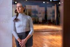 [Shanghai Famous]: Modern Dancer Anneliese Charek
