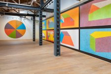 Art for April Holiday: teamLab, Tobias Rehberger, Sol LeWitt