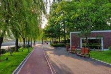 Suzhou Creek Has a New 5km Public Running Track