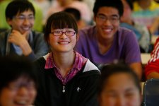 Our Charity of the Month: Shanghai Sunrise, Helping Kids Finish School