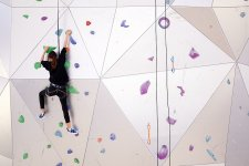 [Tested]: Conquering The Great Mall Climbing Wall of China