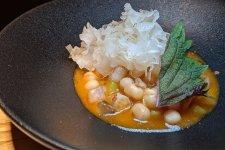 Tree Bark, Fermented Shrimp Paste, Frozen Foie Gras: Oha's New Menu is Wild and Wacky