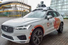 We Finally Got to Ride in Didi's Driverless Car