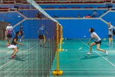 Want to Play Badminton? Here's Where and How to Book
