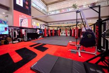 UFC Fit's Gym Lands in China, but You'll Have to Visit the Pop-up for Now