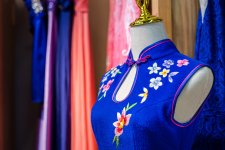 High Collars and Knot Buttons: Where to Get a Qipao in Shanghai