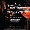 Gin Lovers Take Flight  on SmartShanghai