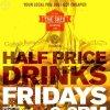 Half Price Drinks Fridays  on SmartShanghai
