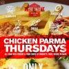 Chicken Parma Thursdays on SmartShanghai