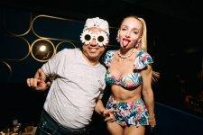 Party Pictures: MVP Flower Power @ La Suite