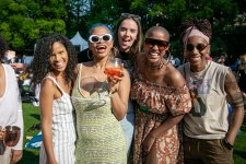 Party Pictures: JZ Spring Festival 2021