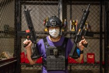 [Collection]: Laser Tag Arenas in Shanghai