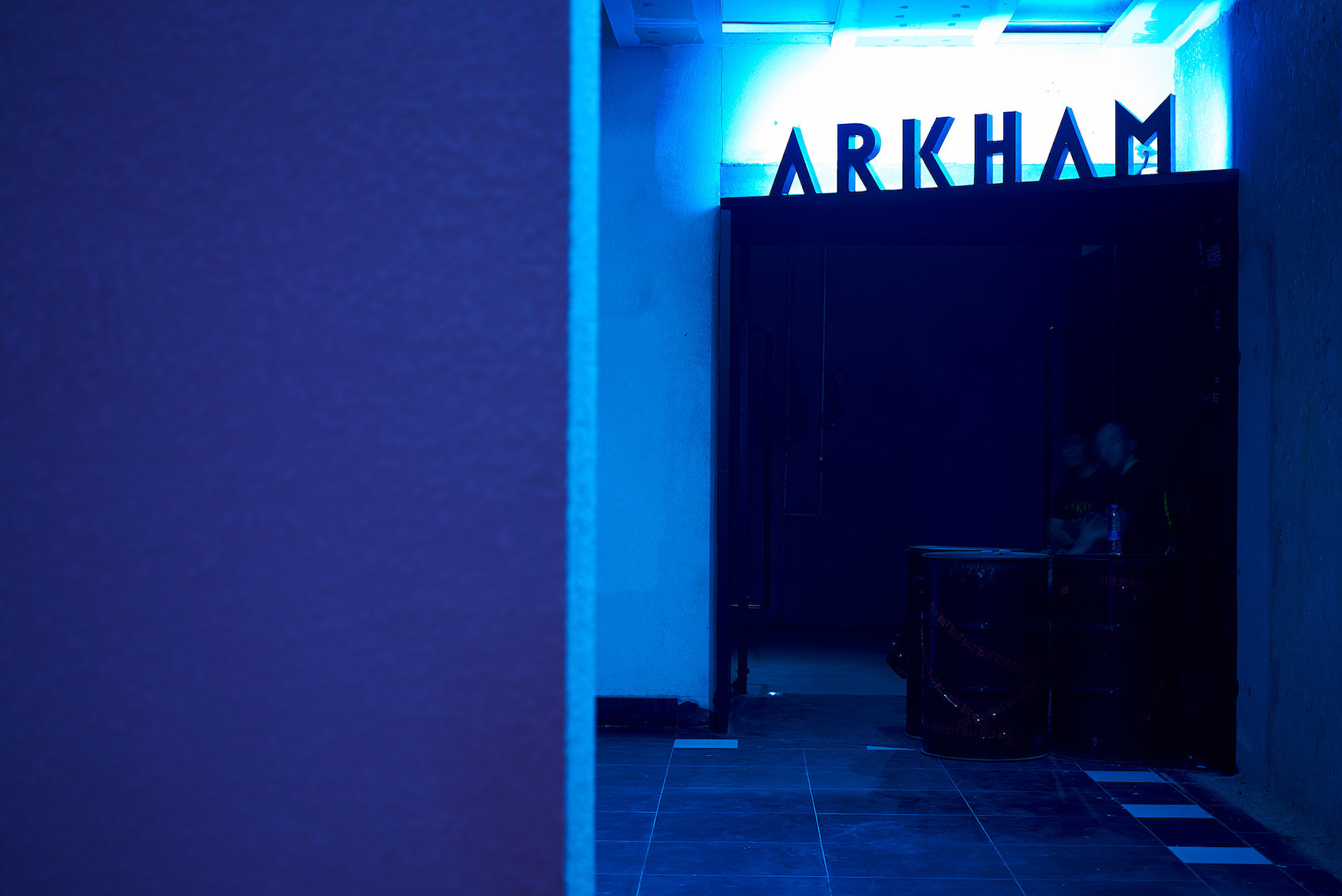Arkham Shanghai