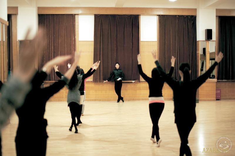Azabache Dance Studio Shanghai