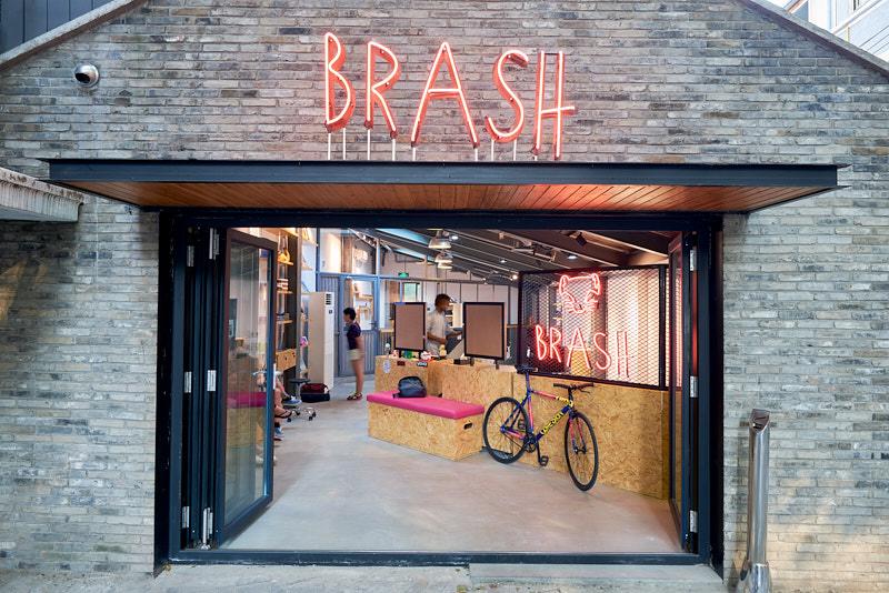 Brash Shanghai