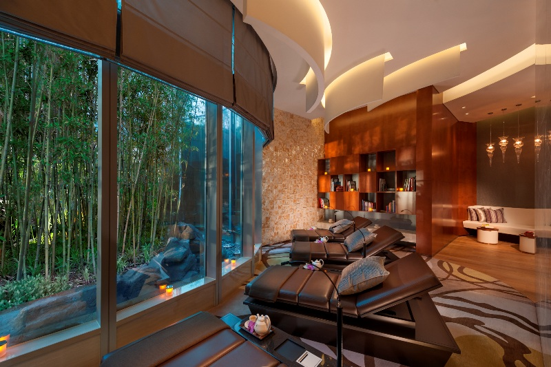 The spa at mandarin oriental smartshanghai for Salon oriental