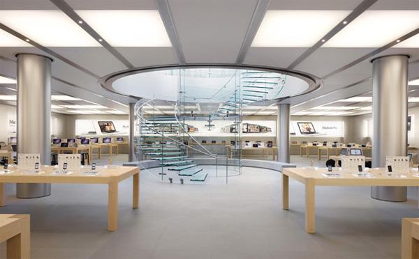 Apple Store Lujiazui Smartshanghai