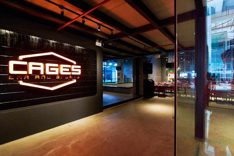 Cages Bar and Sports (Jiangning Lu) Shanghai