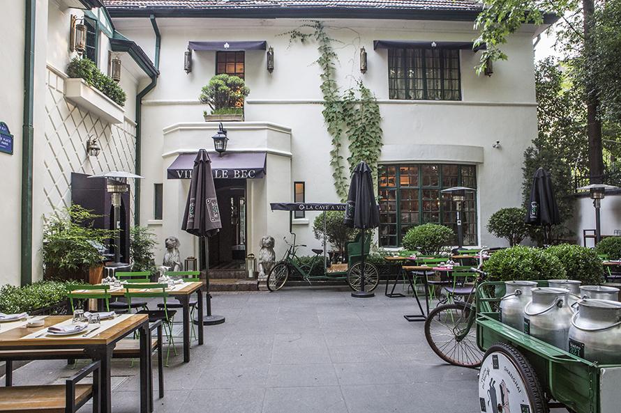 Villa Le Bec Shanghai