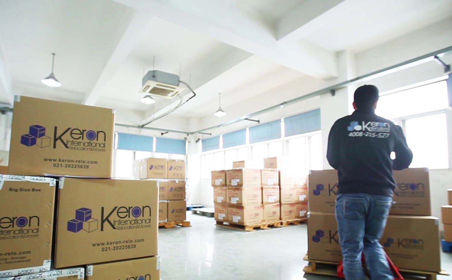 KERON Moving & Storage Shanghai